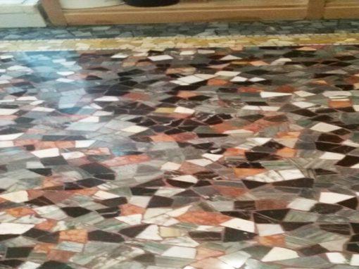 Pavimenti In Cotto Con Mosaico : Pavimenti in cotto per interni prezzi fresco pavimenti a mosaico